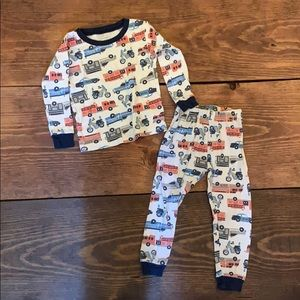 2t pajama set, Carter's
